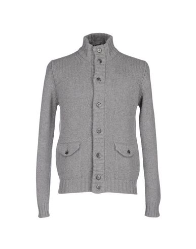 DELLA CIANA Cardigan in Light Grey