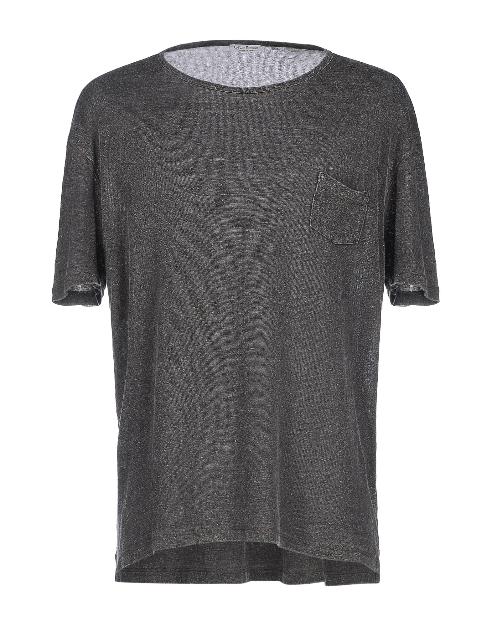 T-Shirt Sasso Gran Sasso T-Shirt Uomo - 39686702CC 4b33a8