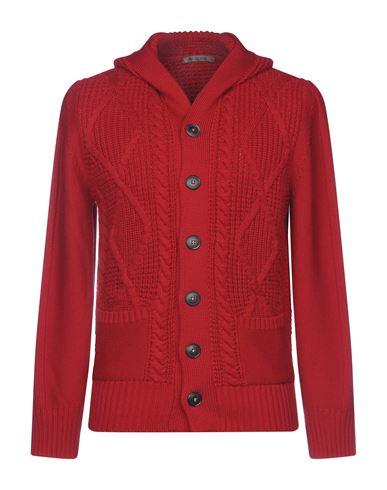 ALPHA STUDIO Strickjacke - Pullover   Sweatshirts   YOOX.COM 629b7f387f