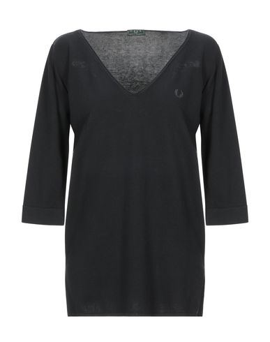 Fred Perry Sweater In Black