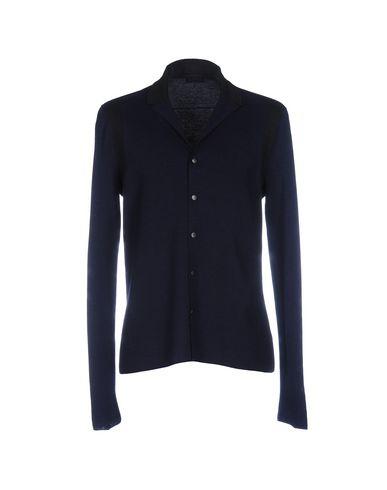 Lanvin Cardigan In Dark Blue