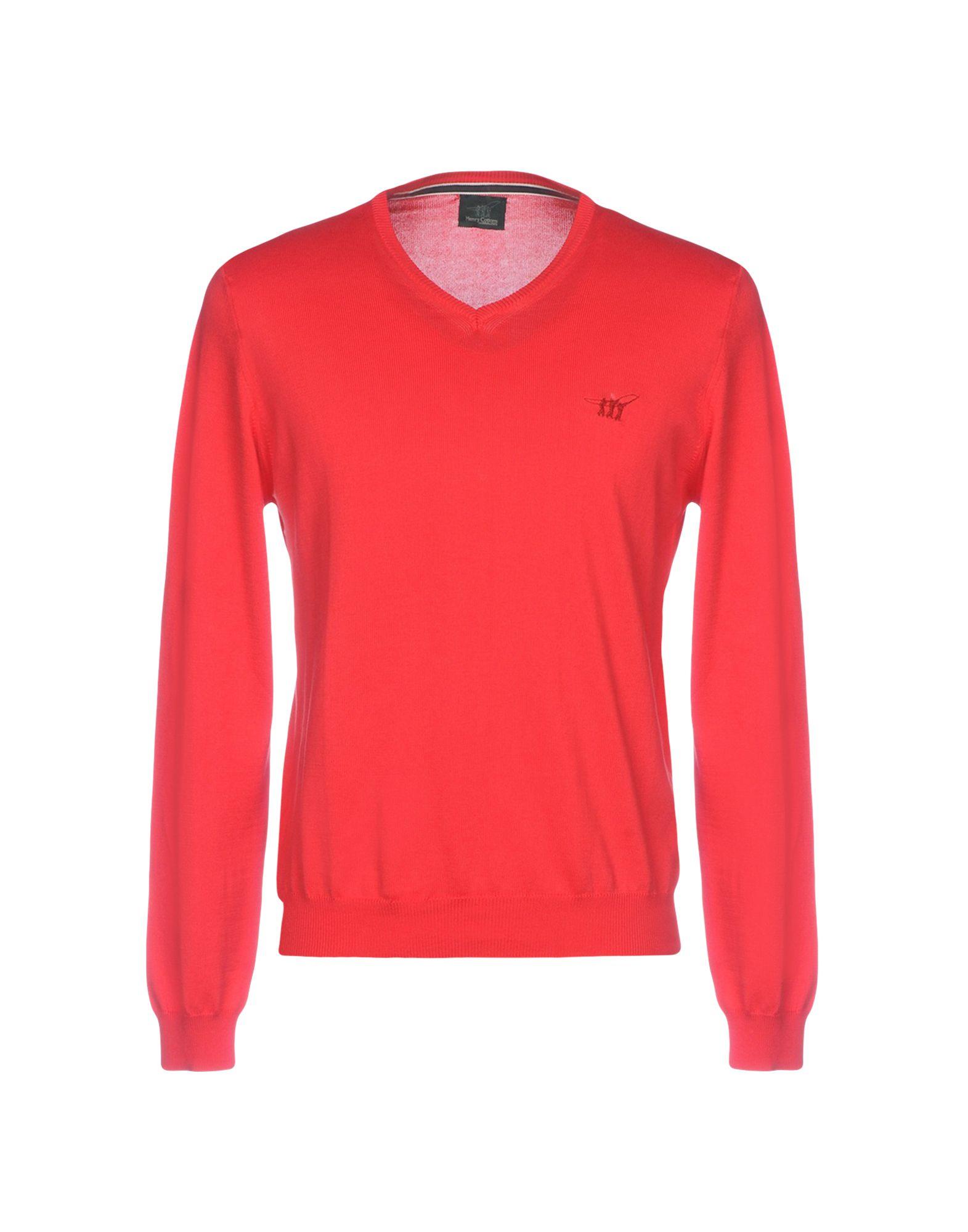 Pullover   Sweatshirts Baumwolle Henry Cotton s - Henry Cotton s Herren -  YOOX 03c0c7ef19