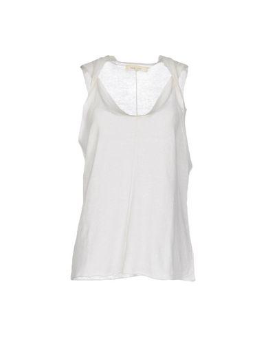 INHABIT Sweater in White