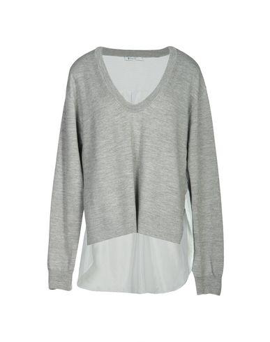 717c44fd37 T By Alexander Wang Sweaters In Grey