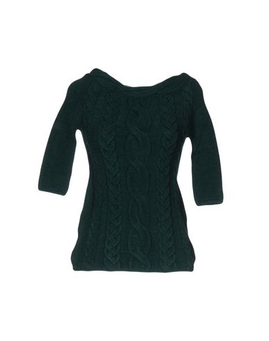 VICEDOMINI Sweater in Green