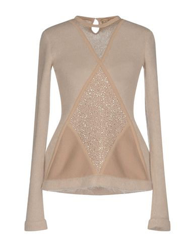 VICEDOMINI Sweater in Light Pink