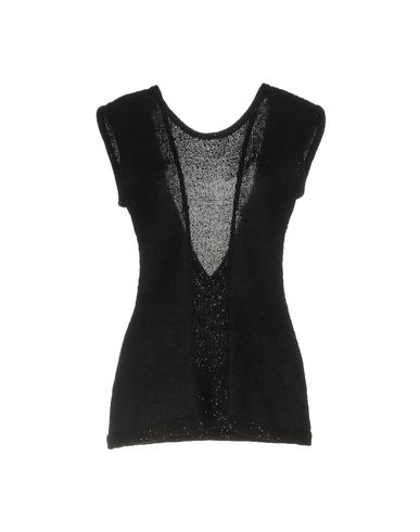 VICEDOMINI Sweater in Black