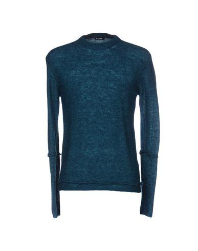 BLK DNM Sweater in Emerald Green