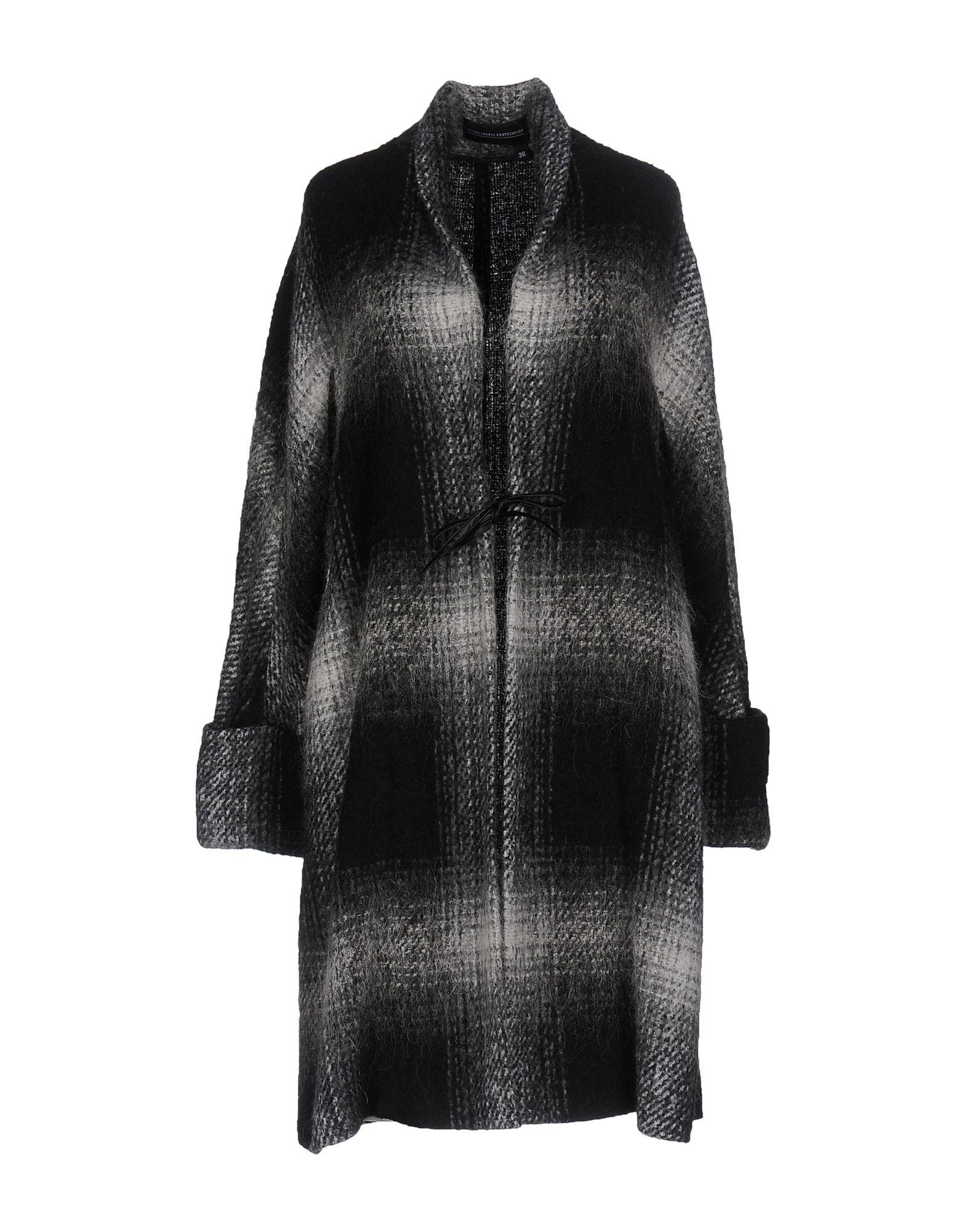 low priced 2c294 077a5 GUIDO MARIA KRETSCHMER Coat - Coats & Jackets | YOOX.COM