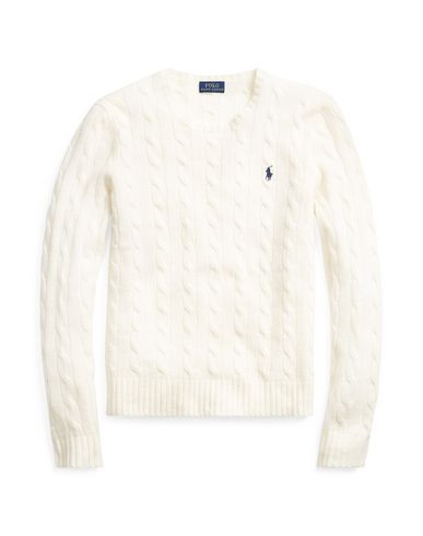 35ebfec28 Polo Ralph Lauren Wool-Cashmere Crewneck Sweater - Sweater - Women ...