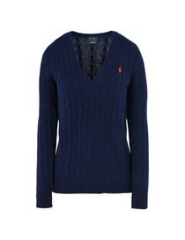 POLO RALPH LAUREN - Pullover Anteprima. POLO RALPH LAUREN. Cable-Knit V-Neck  Sweater 4bd6d324158a