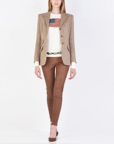 POLO RALPH LAUREN Flag Cotton Sweater Pullover