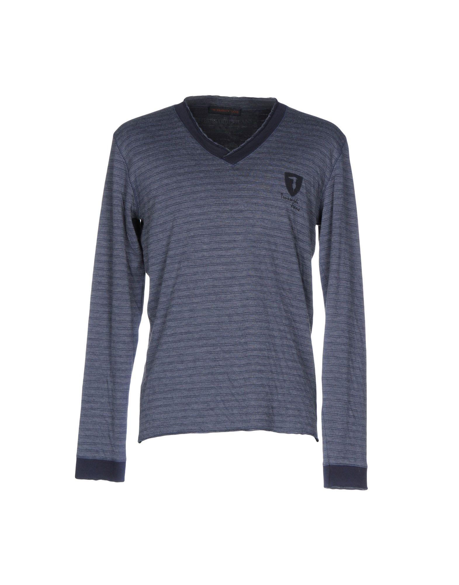 T-Shirt Trussardi Jeans Uomo Uomo Jeans - 39776906RT f9466c