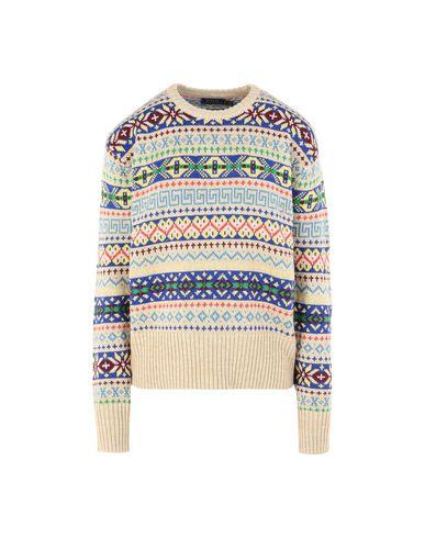 POLO RALPH LAUREN Cotton/ Cashmere Blend Sweater Jersey