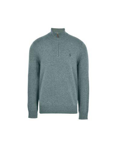 la moda più votata up-to-date styling bello design Dolcevita Polo Ralph Lauren Loryelle Wool Half Zip Sweater ...