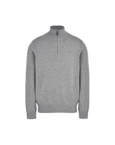 POLO RALPH LAURENLoryelle Wool Half Zip Sweaterタートルネック