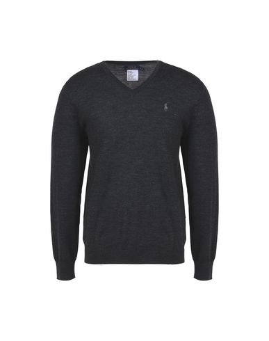 ba871704c6f6 Πουλόβερ Polo Ralph Lauren Slim Fit Merino Wool Sweater - Άνδρας - Πουλόβερ  Polo Ralph Lauren στο YOOX - 39783863