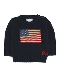 627ae593b5a1 Πουλόβερ Αγόρι Ralph Lauren 0-24 μηνών - Παιδικά ρούχα στο YOOX