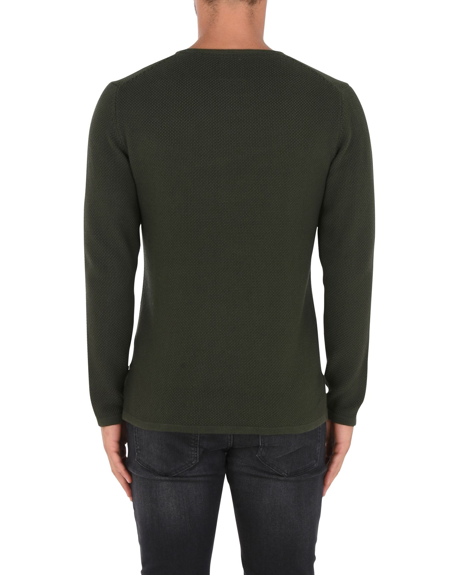 Pullover Pullover Pullover Minimum Reiswood Gm3 Jumper Basic - Uomo - 39793831EE 37e2dd