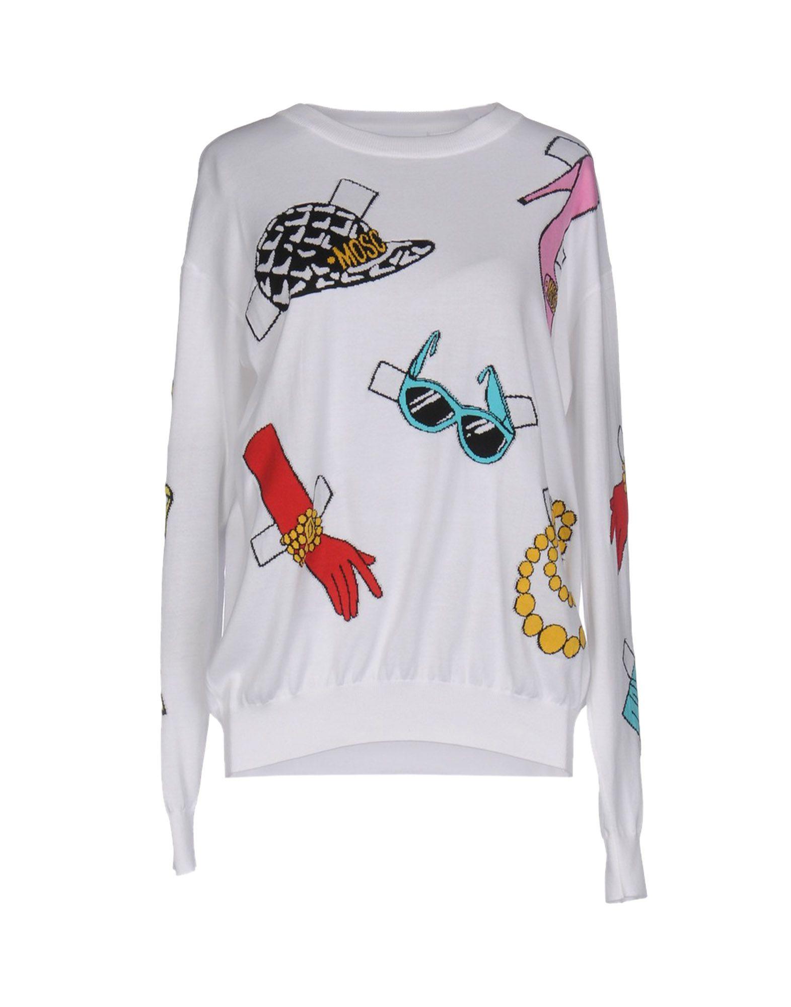 Pullover Moschino Donna - Acquista online su G3ocBH1