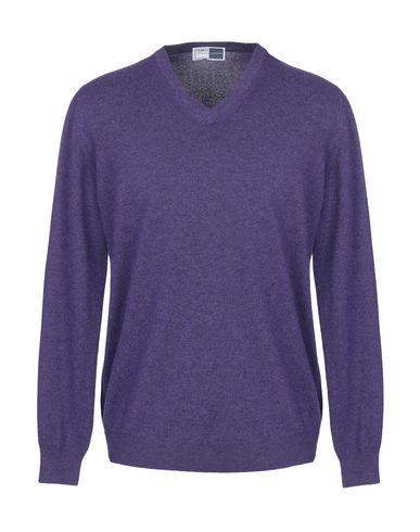 FEDELI Cashmere Blend in Purple