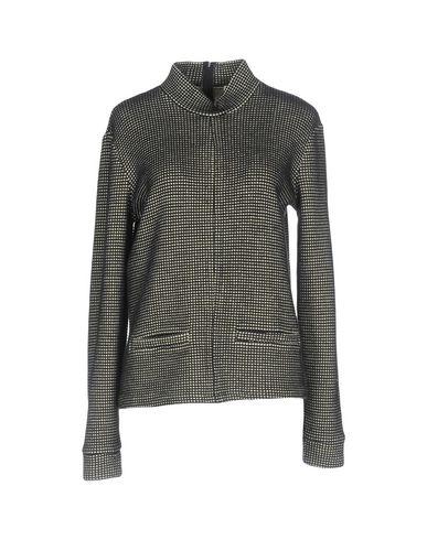 Maison Kitsuné Woman Cotton And Cashmere-blend Turtleneck Sweater Black Size L Maison Kitsuné Sale 2018 New Cheap Sale How Much qGHdoI