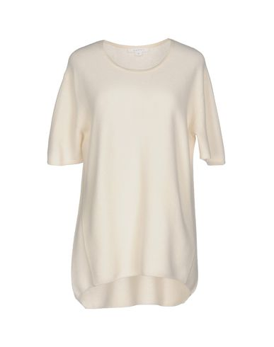DUFFY Cashmere Blend in Ivory