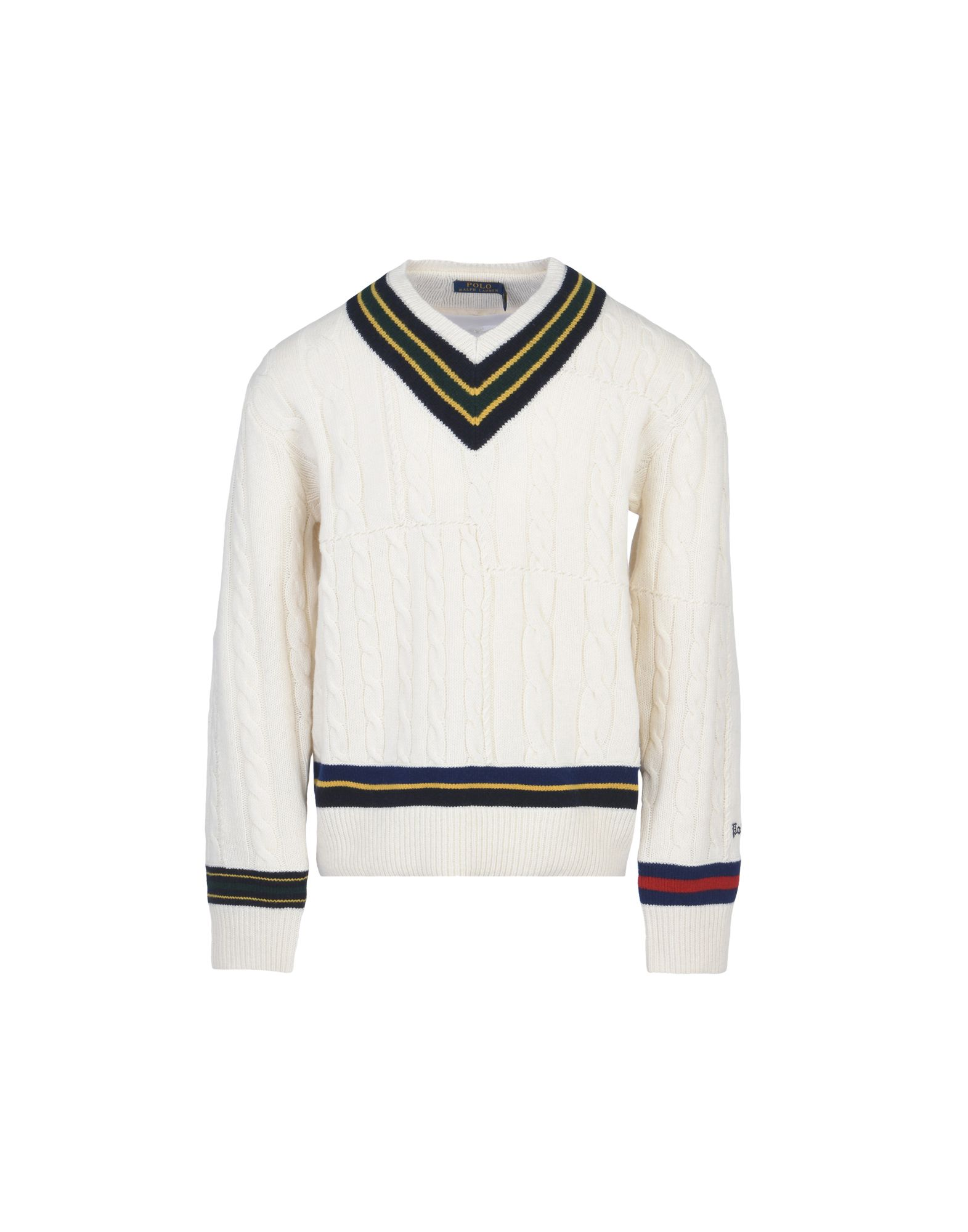 Pullover Polo Ralph Lauren Cricket Sweater - Uomo - Acquista online su