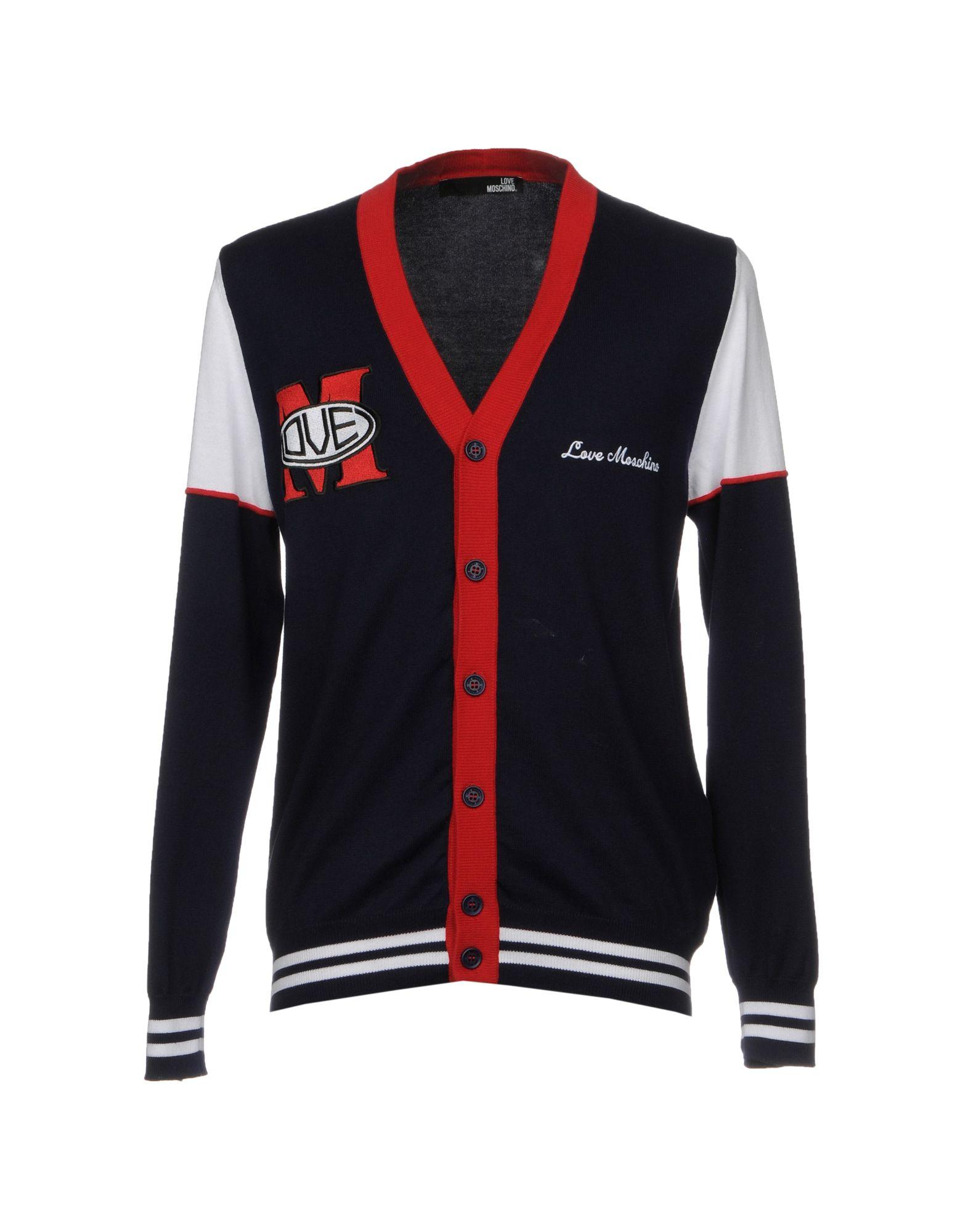 Cardigan Love Moschino Uomo - Acquista online su