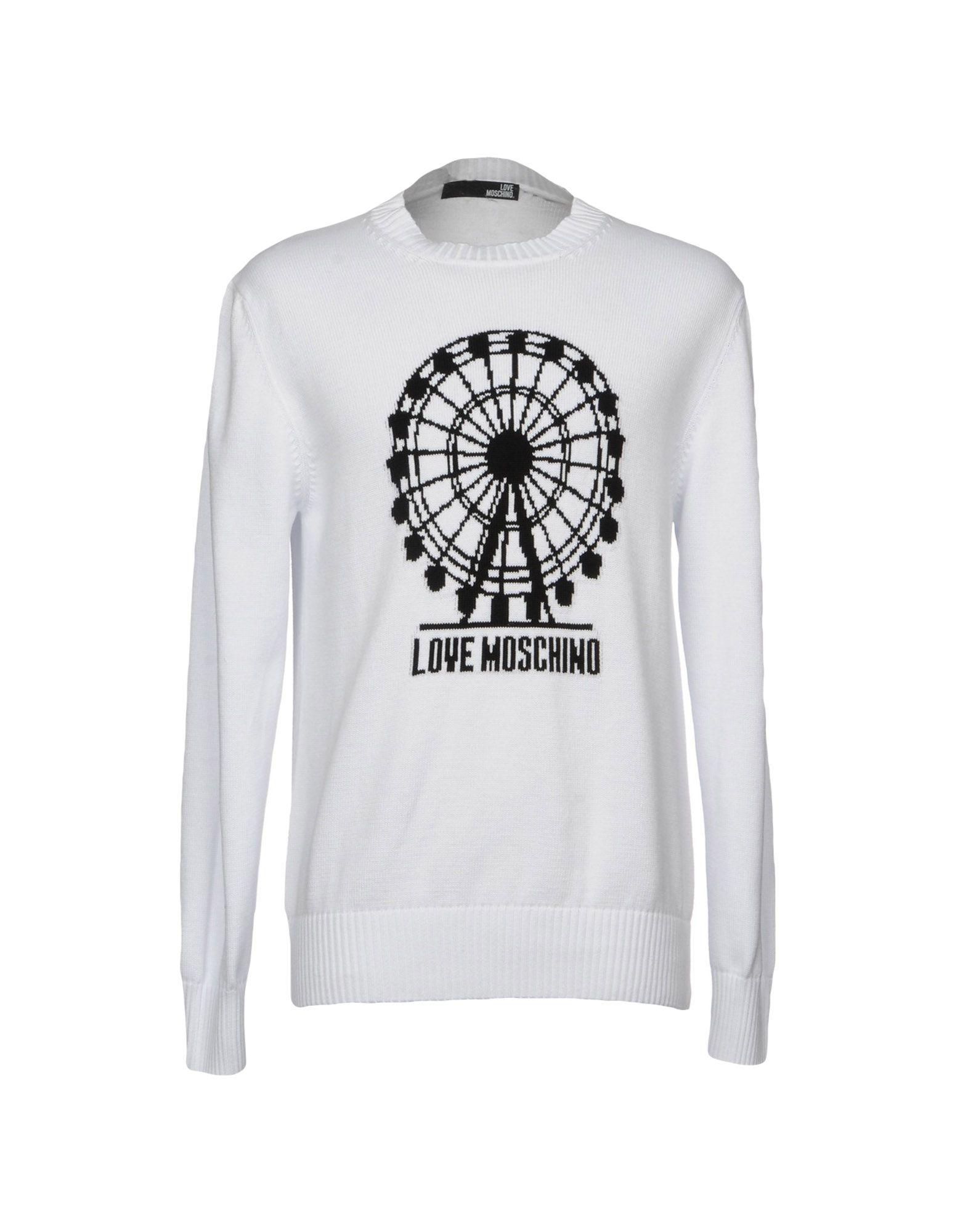 Pullover Love Moschino Uomo - Acquista online su