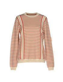 Sweater for Women Jumper On Sale, Beige, Cotton, 2017, 10 6 8 Fay