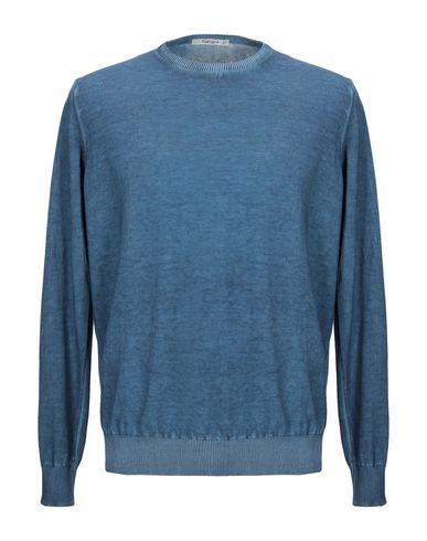 KANGRA CASHMERE Sweater in Slate Blue