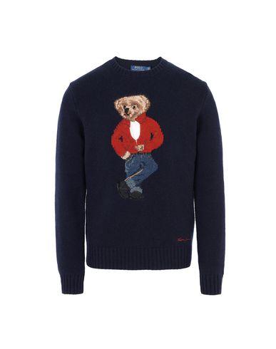 POLO RALPH LAURENBear Wool Sweaterプルオーバー