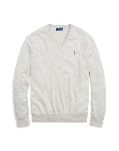 c90ec6f06 Polo Ralph Lauren Pima Cotton Sweater - Jumper - Men Polo Ralph ...