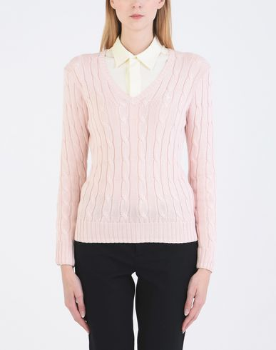 POLO RALPH LAUREN Cable Sweater		 Pullover