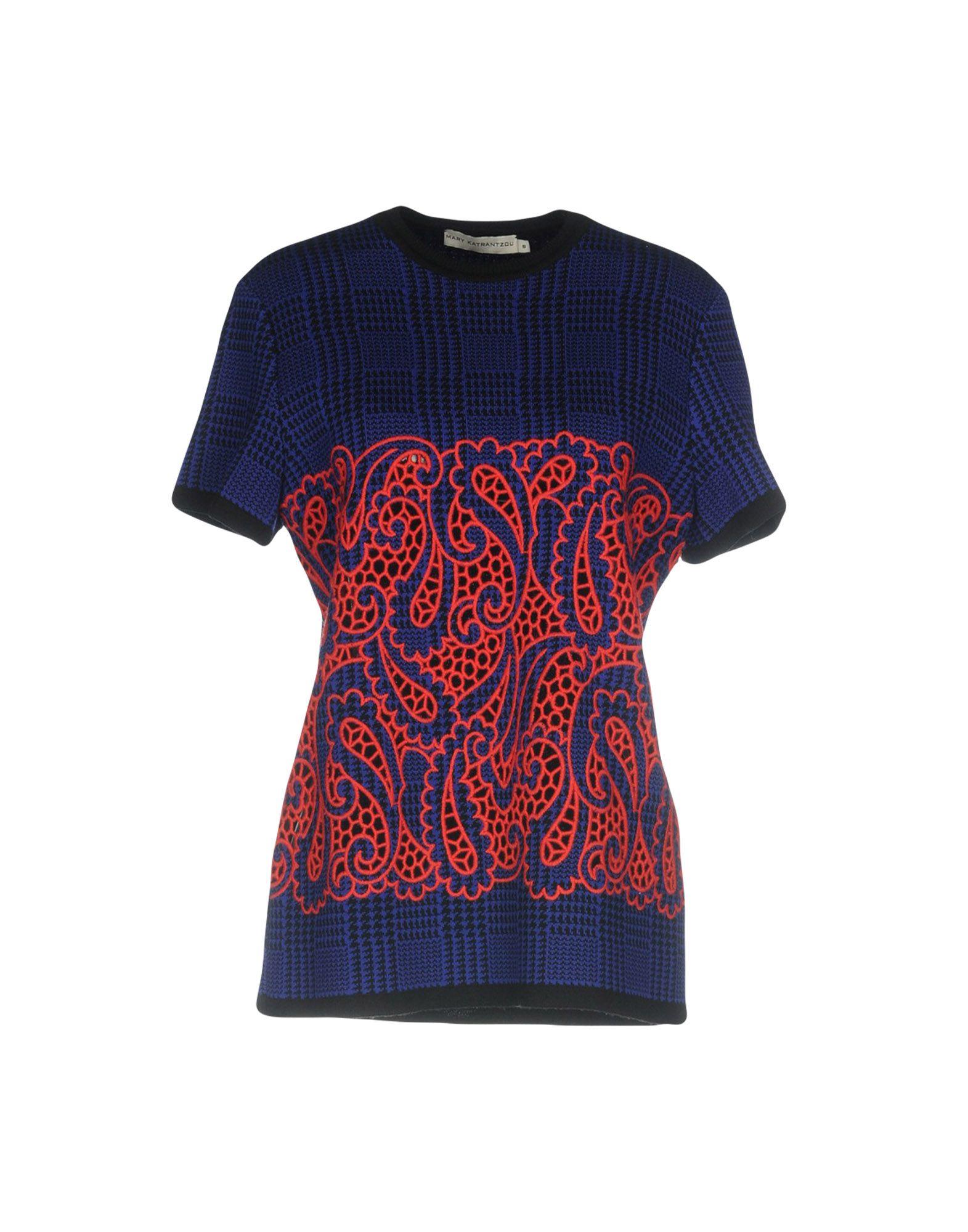Pullover Mary Katrantzou Donna - Acquista online su 4F2ljRN
