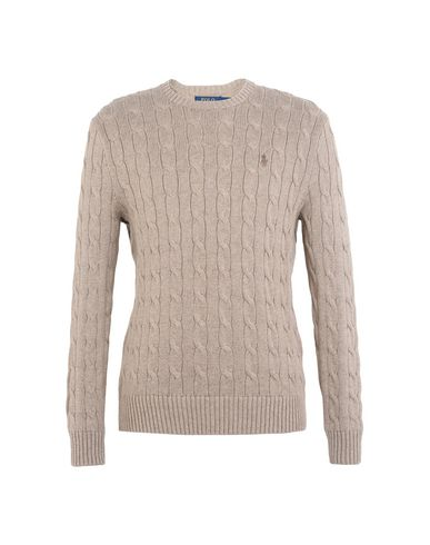 POLO RALPH LAURENCotton Cable Sweaterプルオーバー