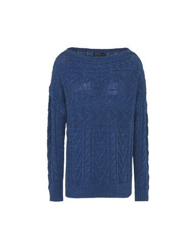 2160a06700d714 Polo Ralph Lauren Lightweight Aran Sweater - Pullover Damen ...