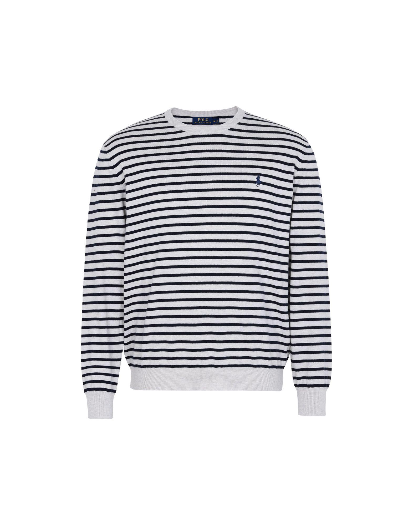 Pullover Polo Ralph Lauren Pima Cotton Sweater - Uomo - Acquista online su