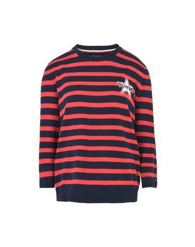 bredt spekter av billig 2014 unisex Tommy Jeans Tjw Stripe Badge Genser Jersey rabatt butikk sG3Lvc4TvG
