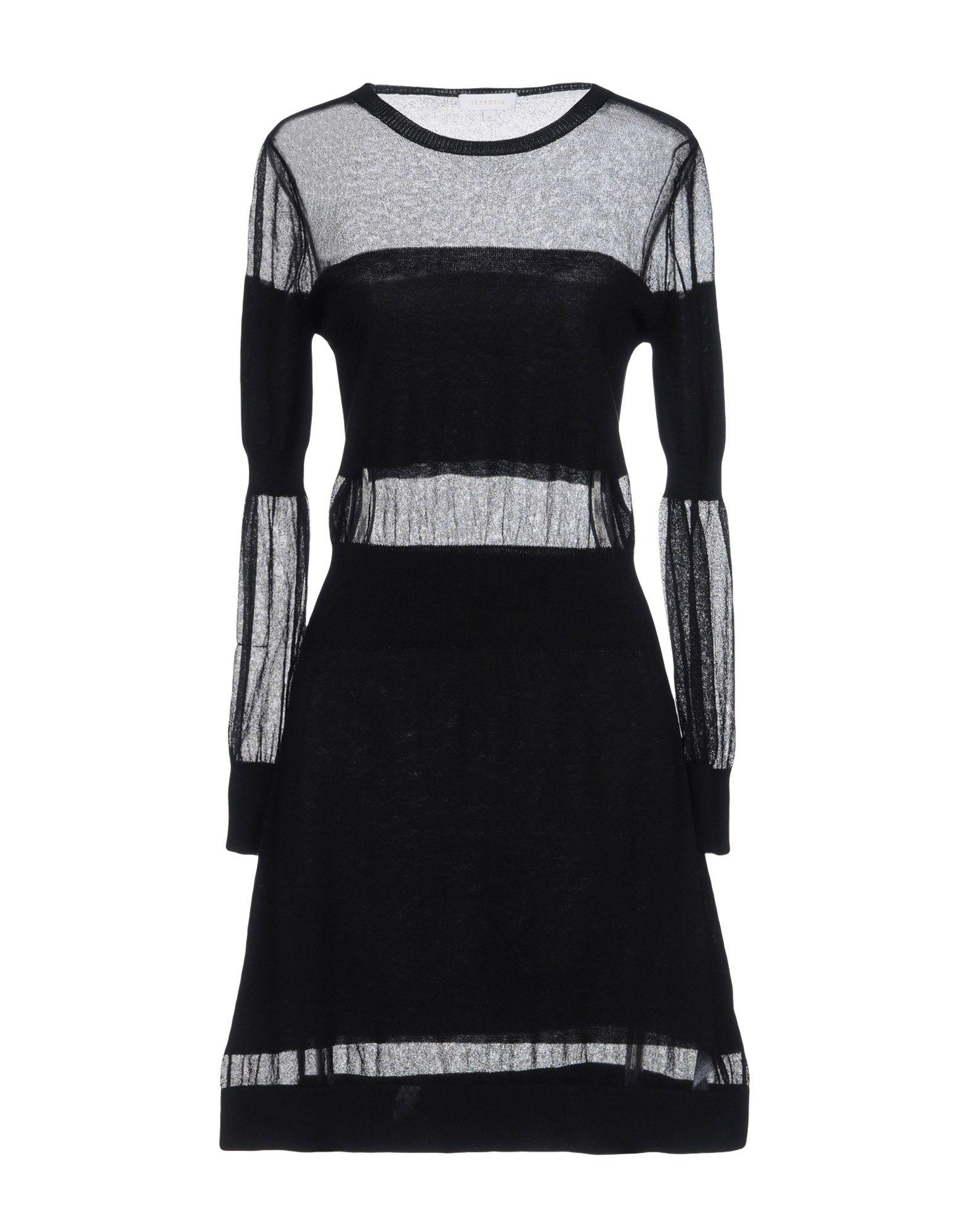 Vestito Corto Intropia Donna - Acquista online su 05e76HSzXw