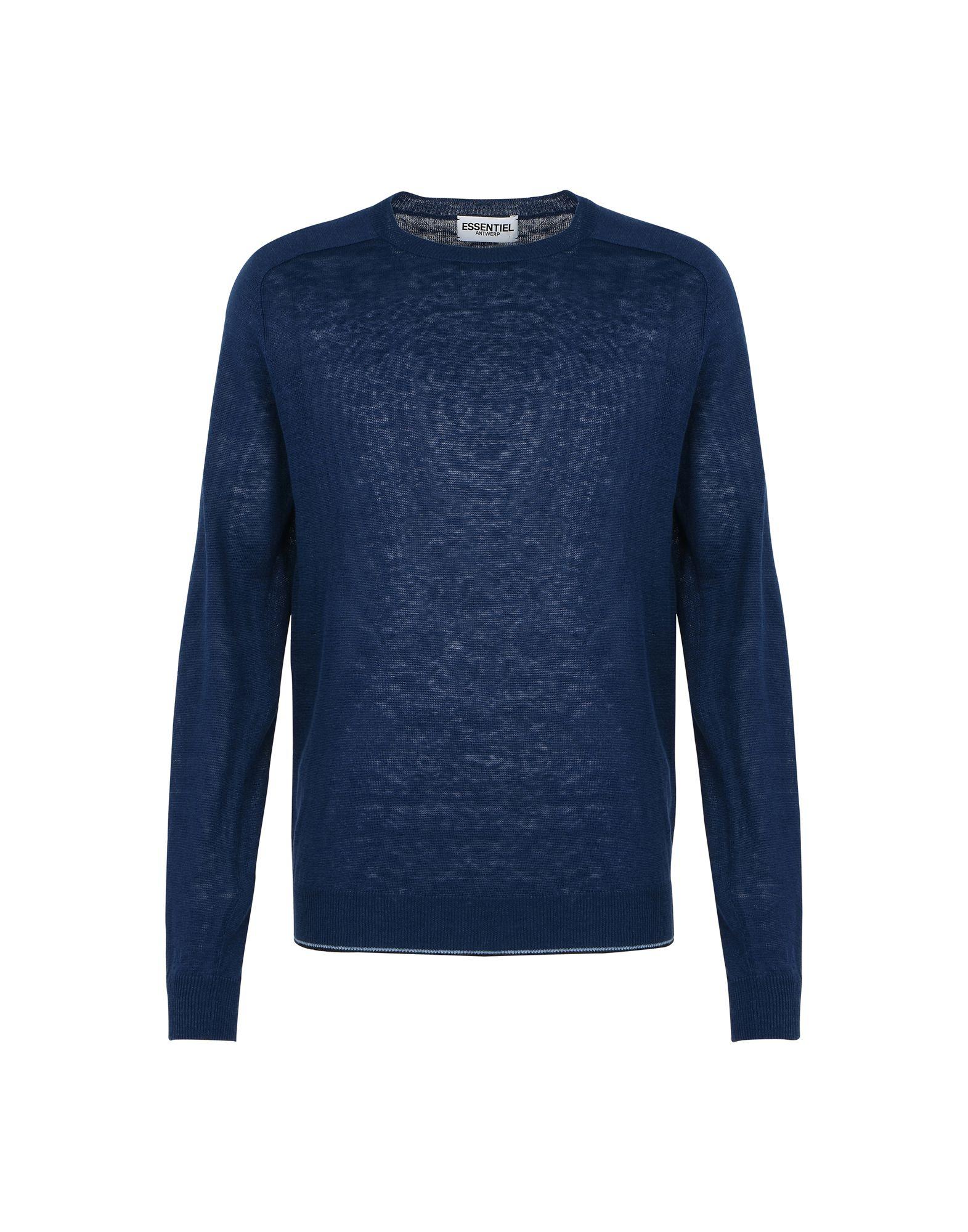 Pullover Essentiel Antwerp M-Knewest Raglan Sweater - Uomo - Acquista online su