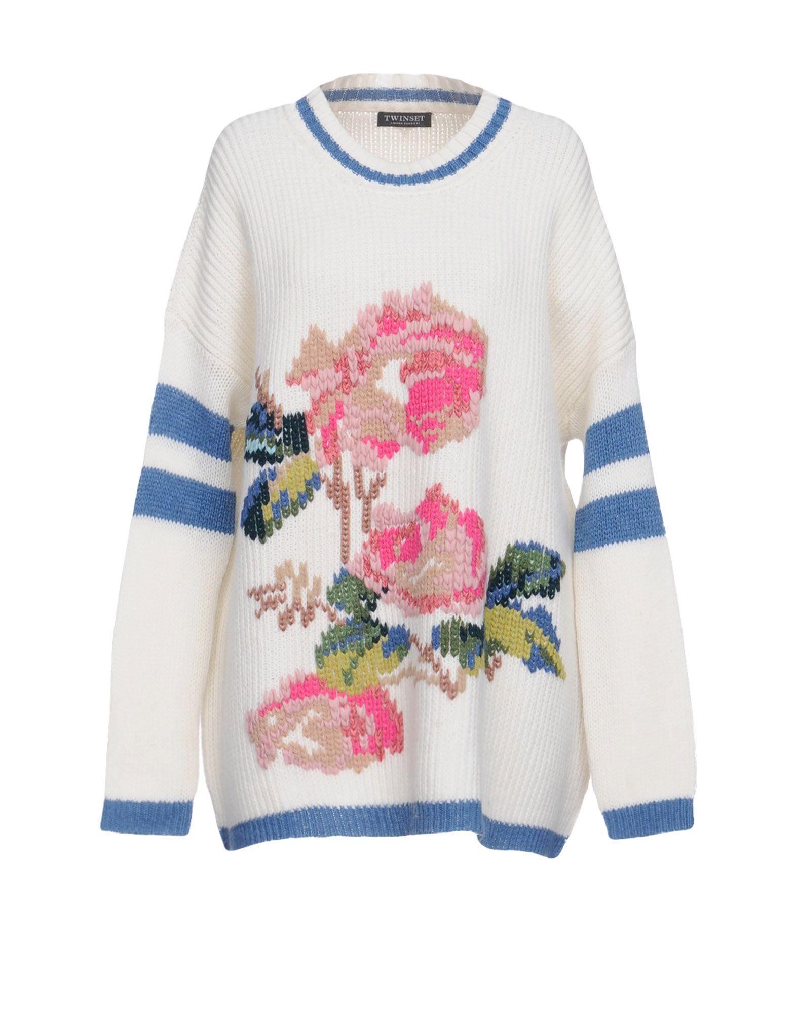Pullover Twin-Set Simona Barbieri Donna - Acquista online su 4JBeZo4K