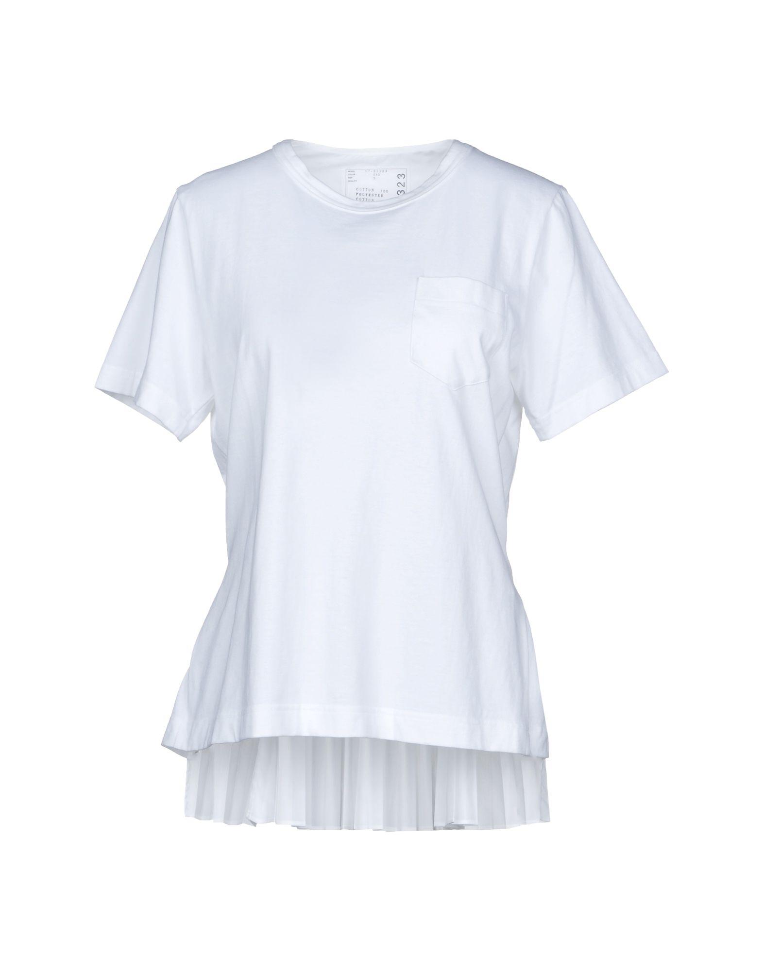 T-Shirt Sacai Donna - Acquista online su dBp4DI7Hgu
