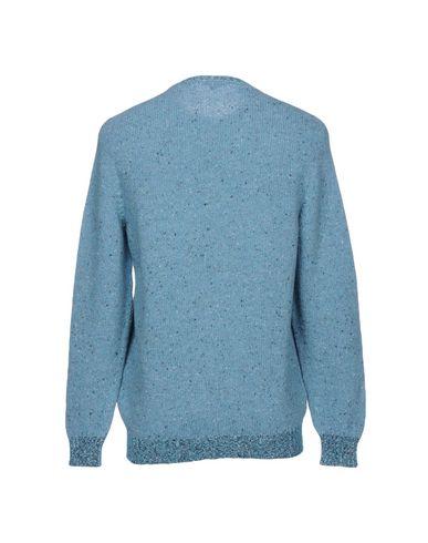 Scaglione Pullover Pullover Bleu Ciel Scaglione vCxxawUq
