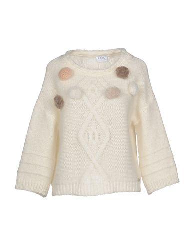 LA FABBRICA del LINO Pullover Kostenloser Versand Ausgezeichnet Erschwinglicher günstiger Preis Beliebt Kaufen Sie billig online einkaufen YyWO8P