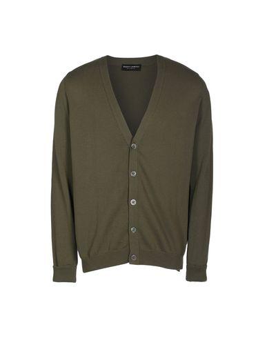 MARVY JAMOKE Cardigan in Military Green