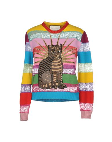 e0d9e746585 Gucci Sweater - Women Gucci Sweaters online on YOOX United States ...