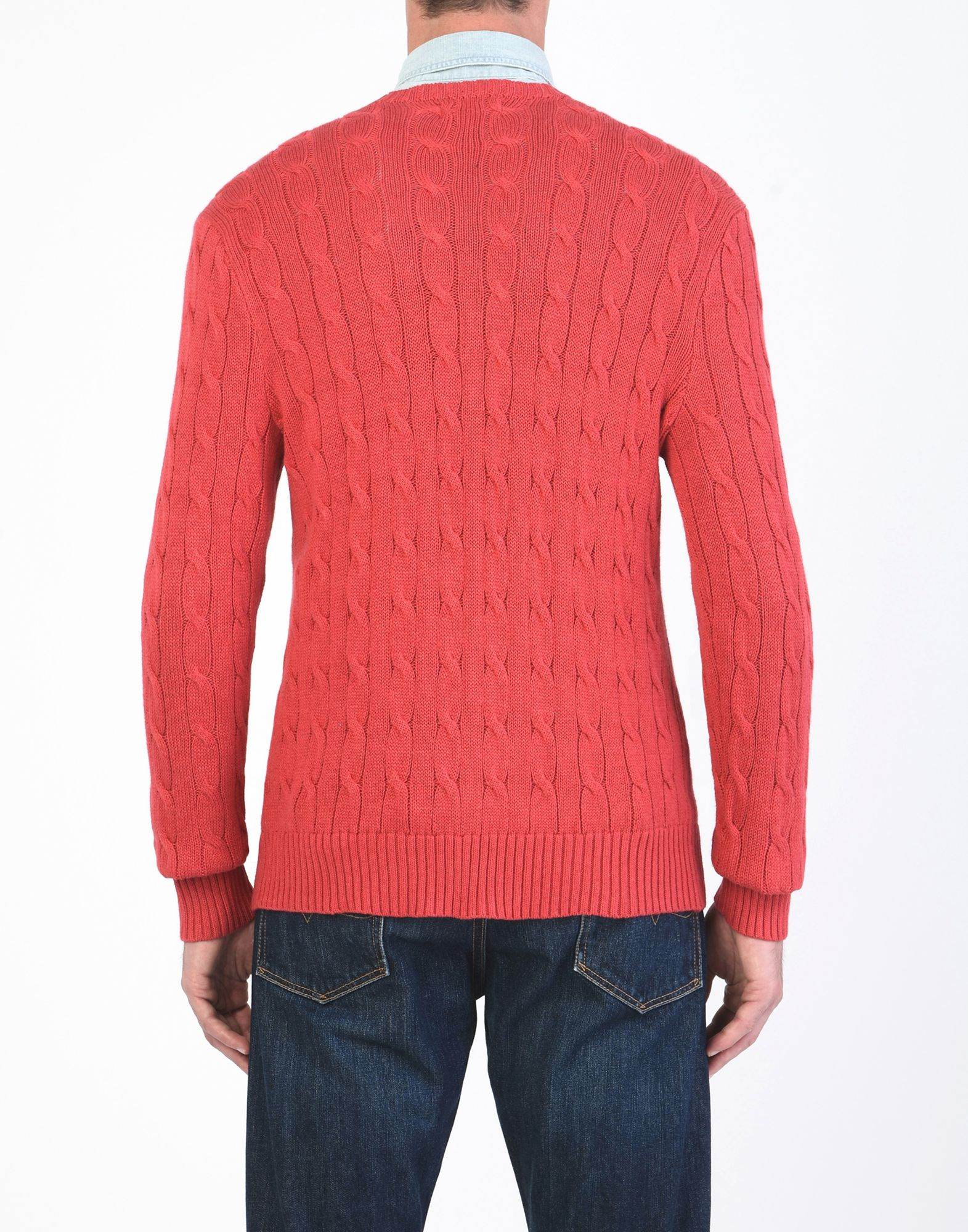 Pullover Polo Ralph Lauren Cable Sweater 39881744DF - Uomo - 39881744DF Sweater 67714f