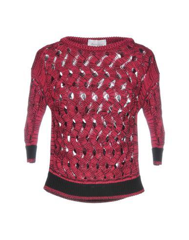 PAOLO ERRICO Sweaters in Fuchsia